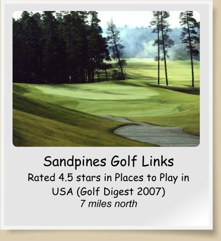 Sandpines Golf Links